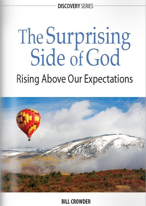 The Surprising Side Of God