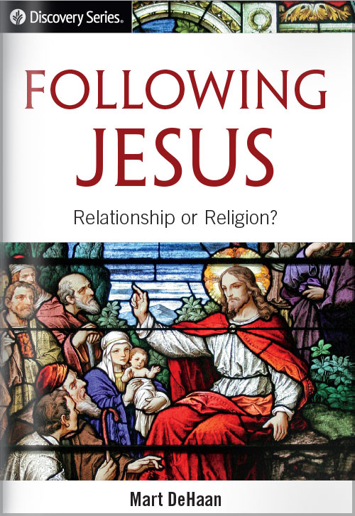 Following Jesus - Discovery Series