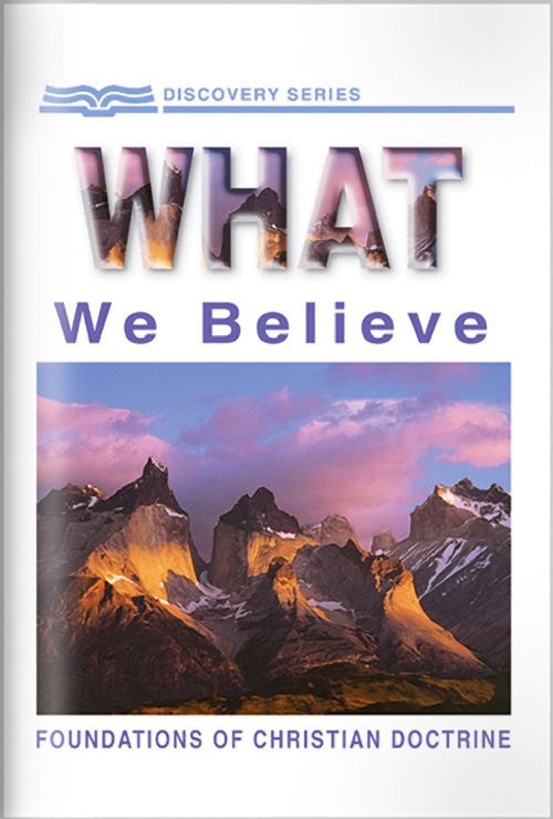 What We Believe - Discovery Series