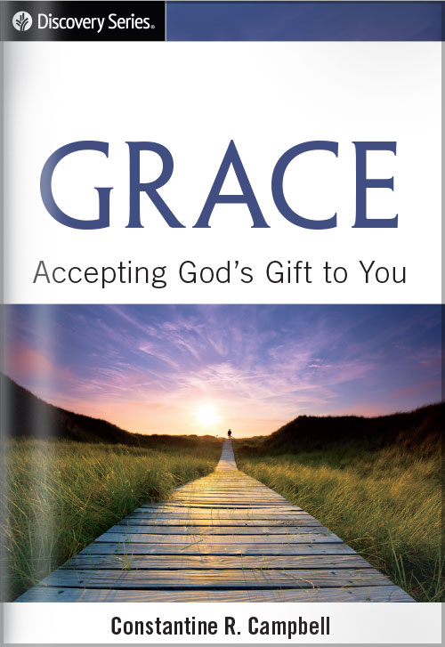 Grace: Accepting God's Gift to You